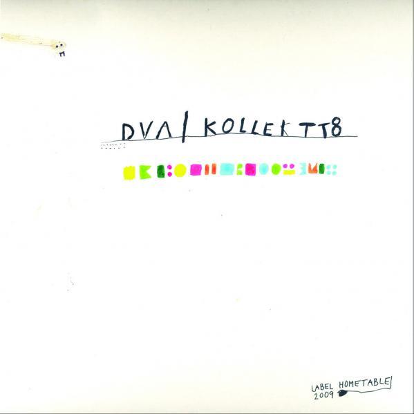 DVA – Kollektt8 (CDr)